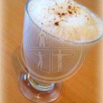 Eier-Kokos-Vanillemilch