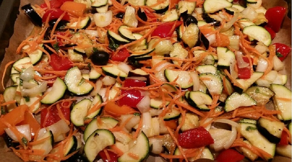 Ofen-Gemüse