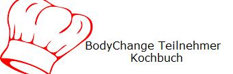 BodyChange-Teilnehmer-Kochbuch